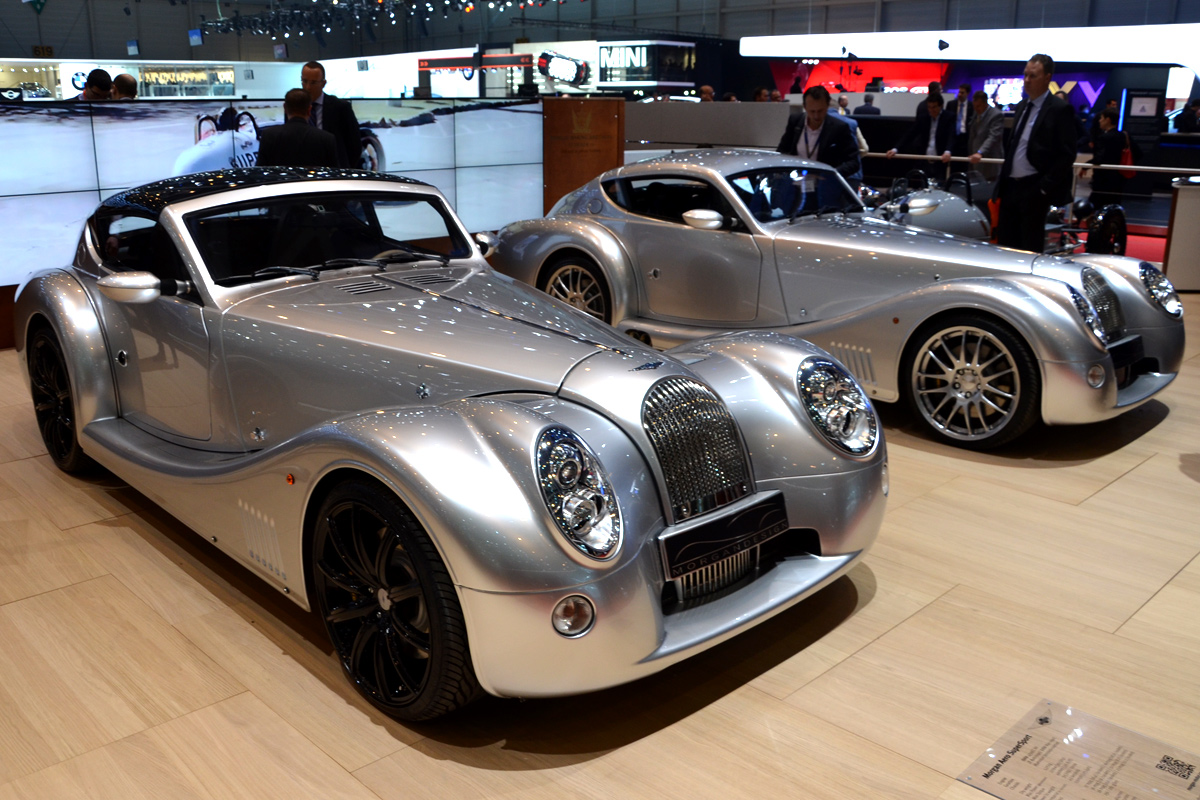 Morgan Aero SuperSport