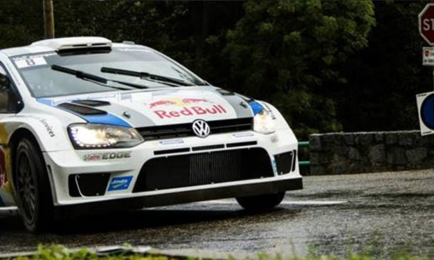 WRC 2013: Volkswagen Rally the World!